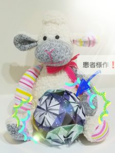 かわいい贈り物が、、!( *´艸`)♡